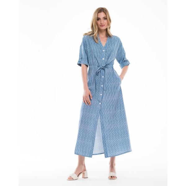 Женское платье Argent VLD2101518, голубой