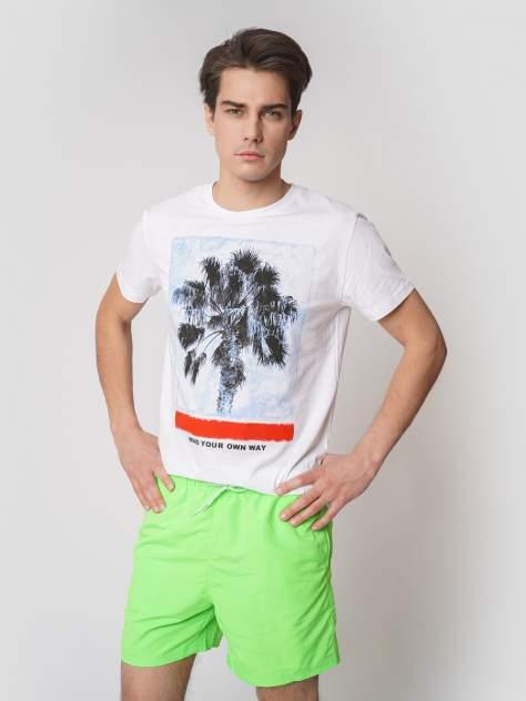 Плавательные шорты мужские ТВОЕ A5940 зеленые S