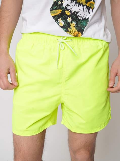 Плавательные шорты мужские ТВОЕ A5939 желтые M
