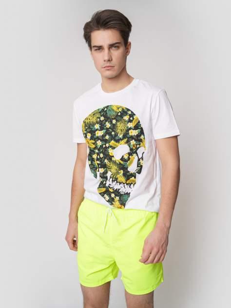 Плавательные шорты мужские ТВОЕ A5939 желтые L