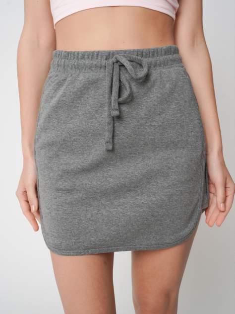 Женская юбка ТВОЕ 69579, серый