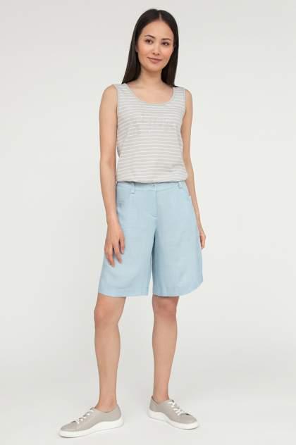 Женские шорты Finn Flare S20-14059, голубой