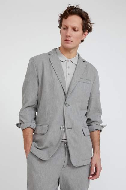 Блейзер мужской Finn Flare S20-22012, серый