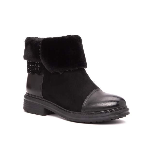 Ботинки женские Vitacci 183985M, черный