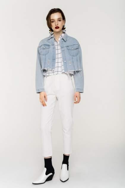 Женская джинсовая куртка befree 2021080602, синий