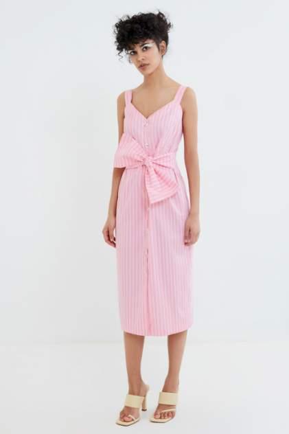 Платье-сарафан женское ZARINA 0225009509 розовое 42