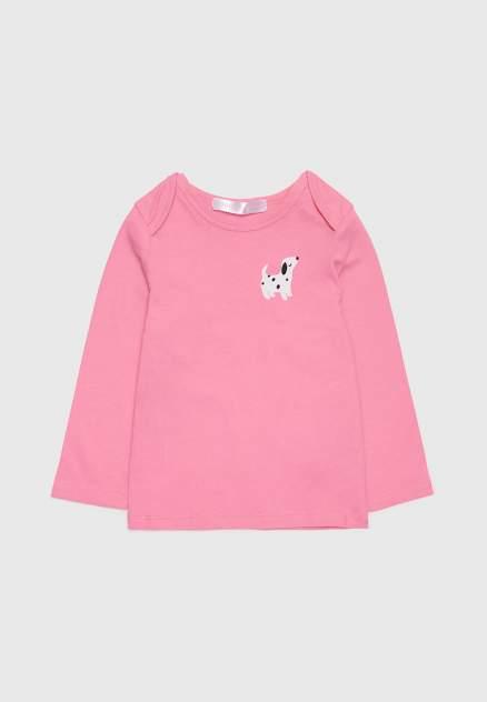 Лонгслив детский Modis, цв.розовый