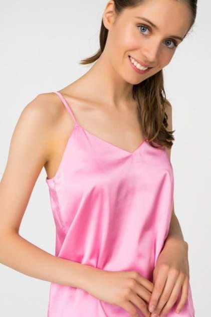 Топ женский T-Skirt 16SS-04-0119-BS розовый 40