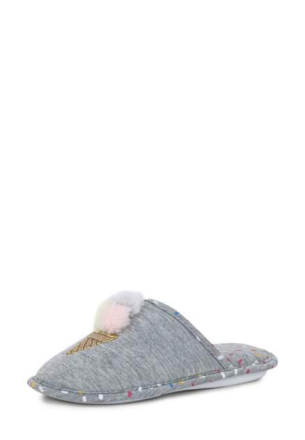 Тапочки детские T.Taccardi, цв.серый