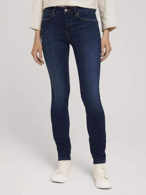 Женские джинсы  TOM TAILOR 1027362, синий