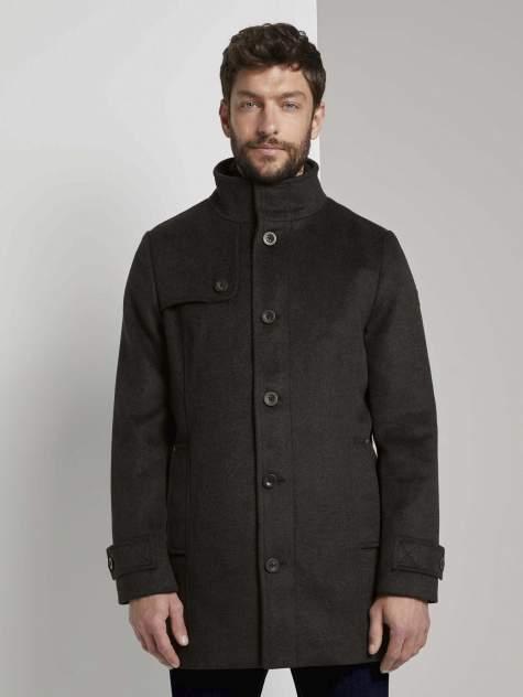 Мужское пальто TOM TAILOR 1020703, черный