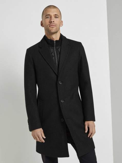 Мужское пальто TOM TAILOR 1020697, черный