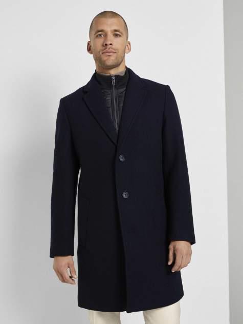 Мужское пальто TOM TAILOR 1020697, синий