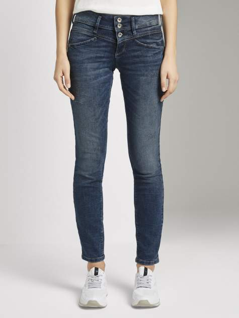 Женские джинсы  TOM TAILOR 1017120, синий