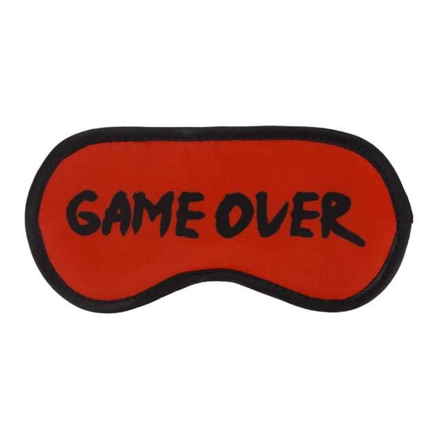 Маска для сна Kawaii Game Over KW086-001576