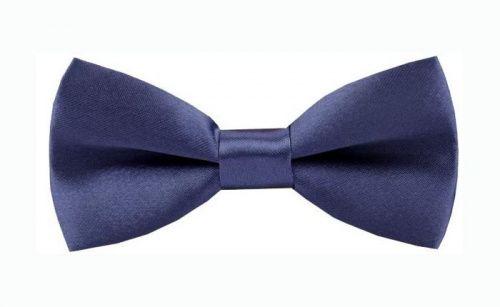 Детский галстук-бабочка 2beMan MGB019синий