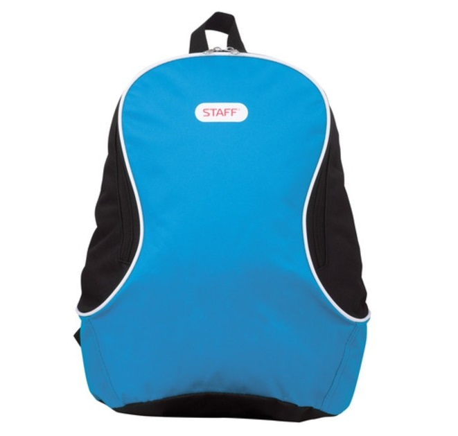 Рюкзак детский Staff Флэш, синий