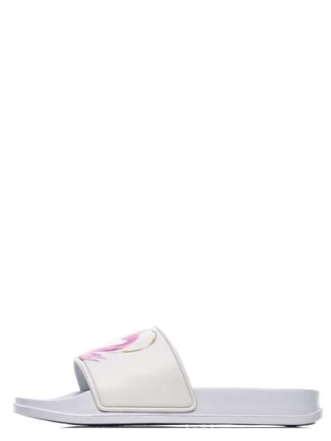 Шлепанцы женские BERTEN P9040003W белые 38 RU