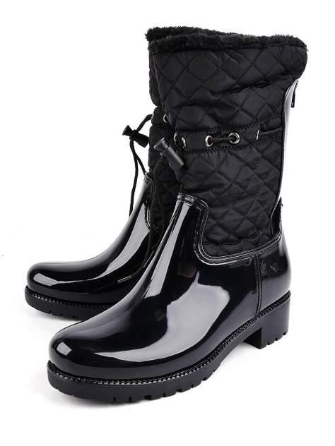 Резиновые сапоги женские TF 924992-2 черные 36 RU
