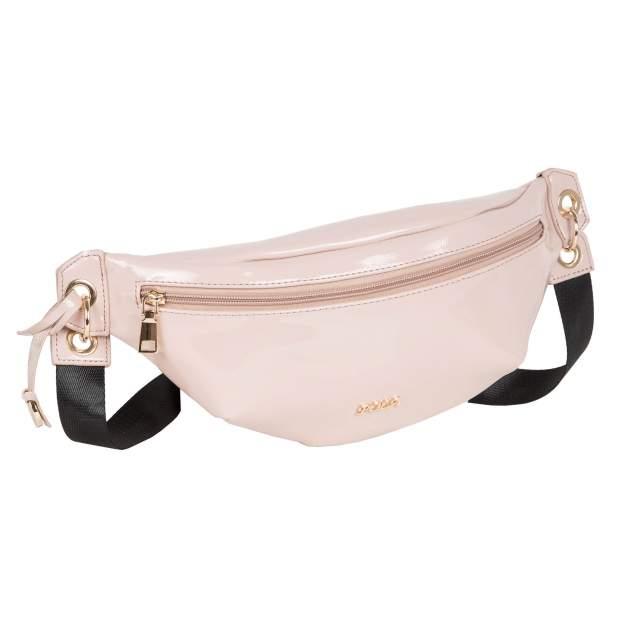 Поясная сумка женская POLA 84523 розовая
