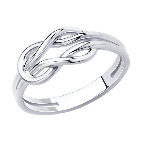 Кольцо женское SOKOLOV из серебра 94013102 р.19