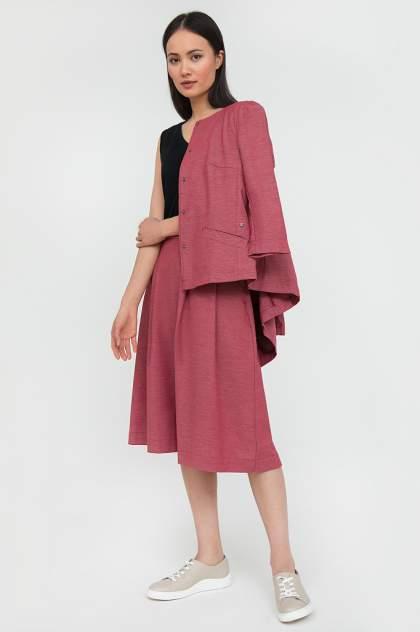 Женская юбка Finn Flare S20-11017, красный