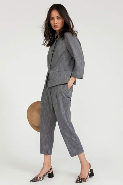 Женские брюки Finn Flare S20-11085, синий