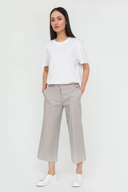 Женские брюки Finn Flare S20-11071, серый