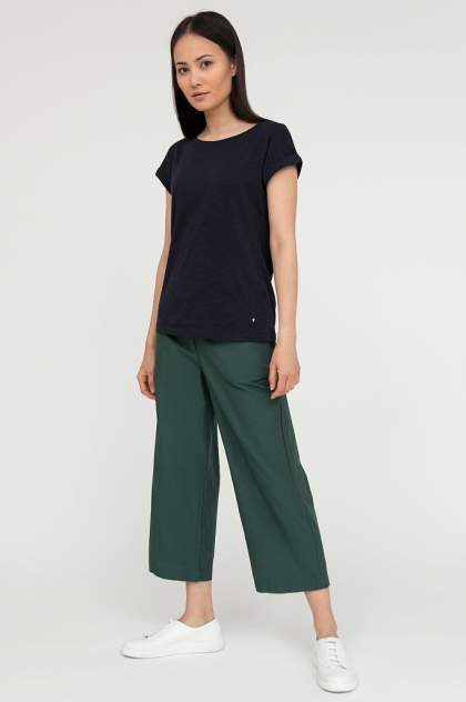 Женские брюки Finn Flare S20-11071, зеленый