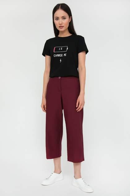 Женские брюки Finn Flare S20-11071, красный