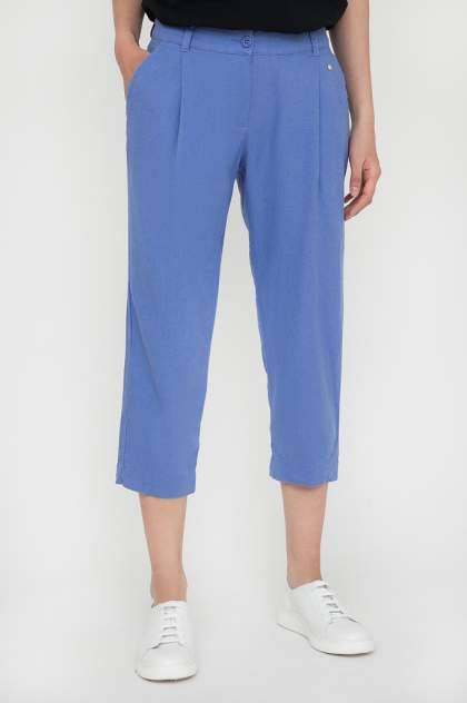 Женские брюки Finn Flare S20-14053, синий
