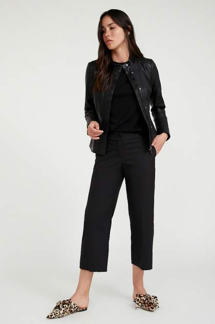 Женские брюки Finn Flare B20-12060R, черный