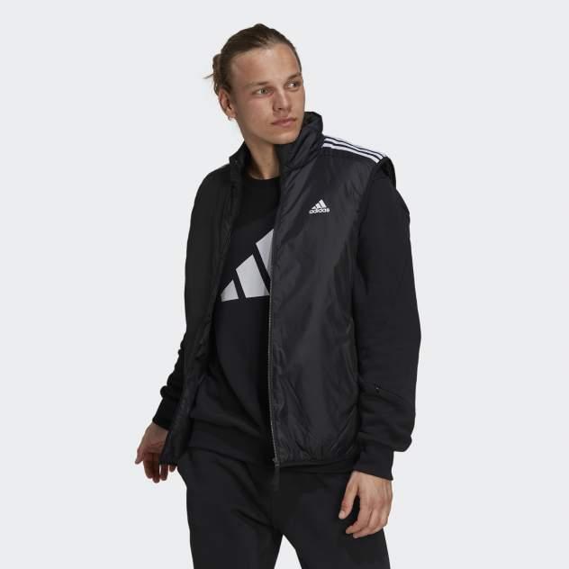 Жилет мужской утепленный Adidas GT9151, черный