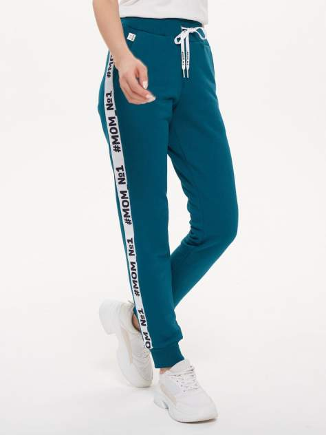 Женские брюки MOM №1 MOM-0120, зеленый