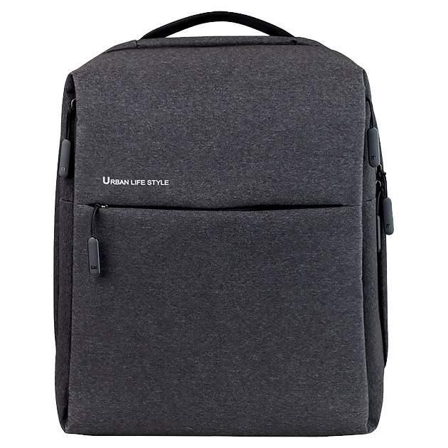 Рюкзак Xiaomi Mi City Backpack темно-серый 17 л
