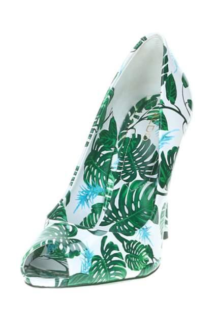 Туфли женские ALDO STELLAA зеленые 40 RU