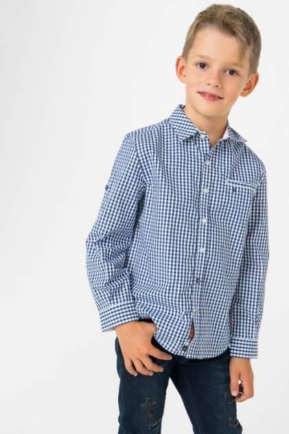 Сорочка для мальчика Boboli, цв.белый, р-р 116