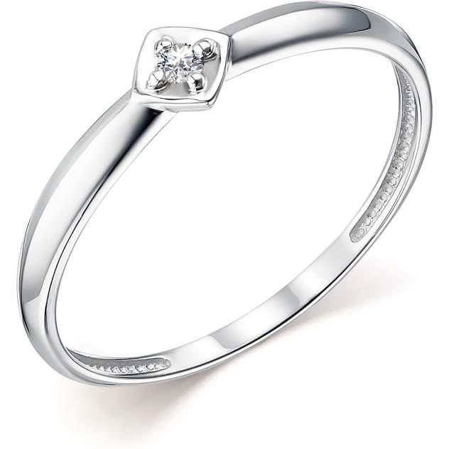 Кольцо женское АЛЬКОР 13796-200 р.17.5