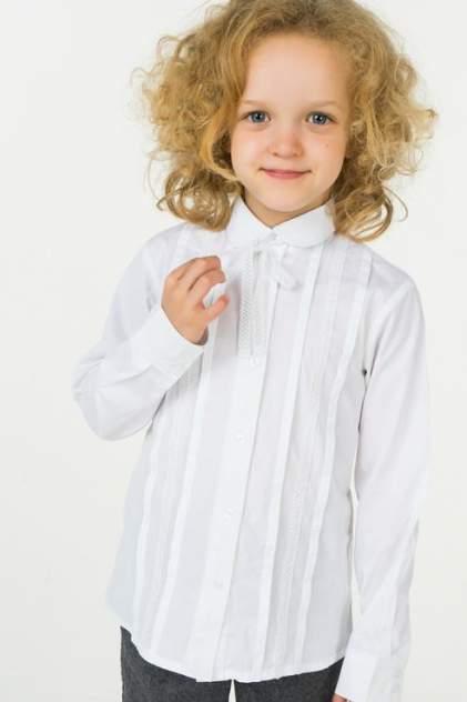 Блузка Acoola 20240260039 цв.белый р.158