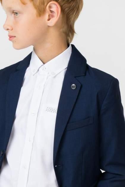 Пиджак Acoola 20140130028 цв.синий р.164