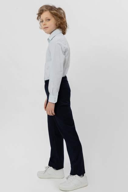 Классические брюки Button Blue 220BBBS63031000 цв.синий р.122