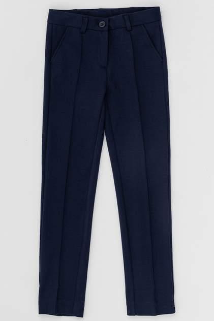 Классические брюки Button Blue 220BBGS56021000 цв.синий р.146