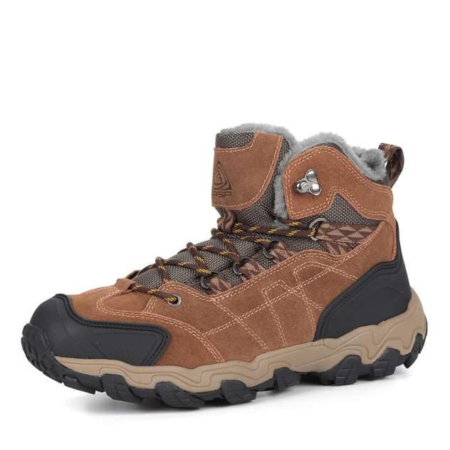Мужские ботинки Respect 2-1-11_2, коричневый