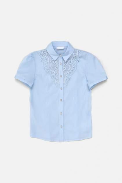 Блузка Acoola 20240270022 цв.голубой р.164