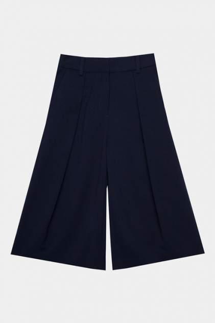 Свободные брюки Gulliver 220GSGC6303 цв.синий р.128