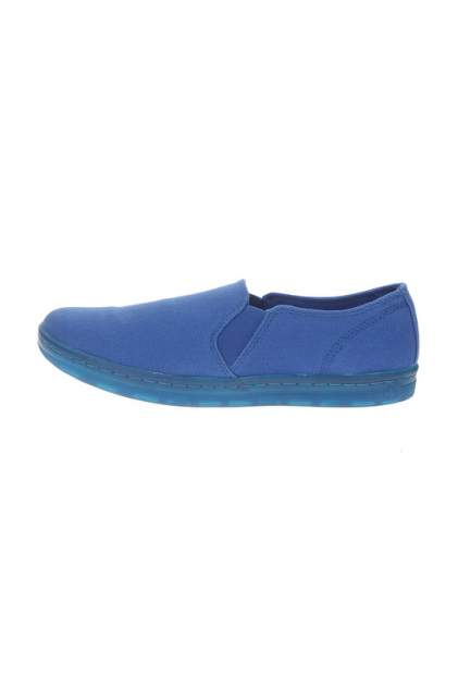 Слипоны женские Dr.Martens 49222 голубые 39 RU
