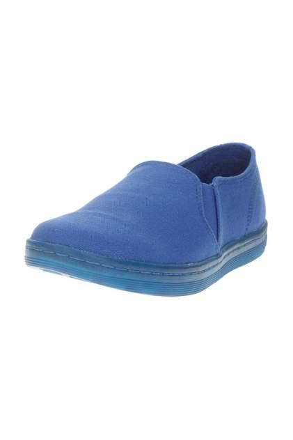 Слипоны женские Dr.Martens 49222 голубые 36 RU