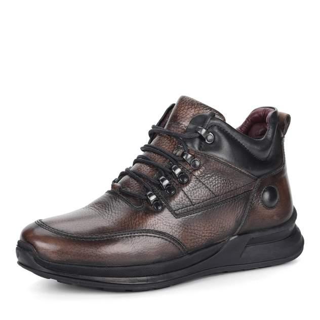 Мужские ботинки Respect 27-2-406, коричневый