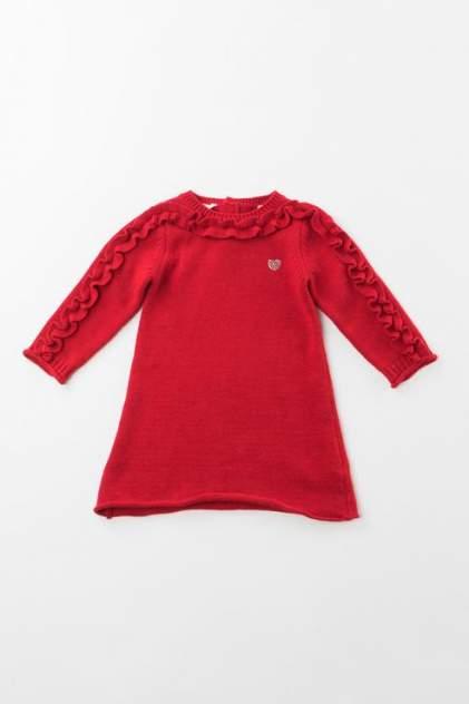 Платье для девочки Sarabanda, цв.красный, р-р 62