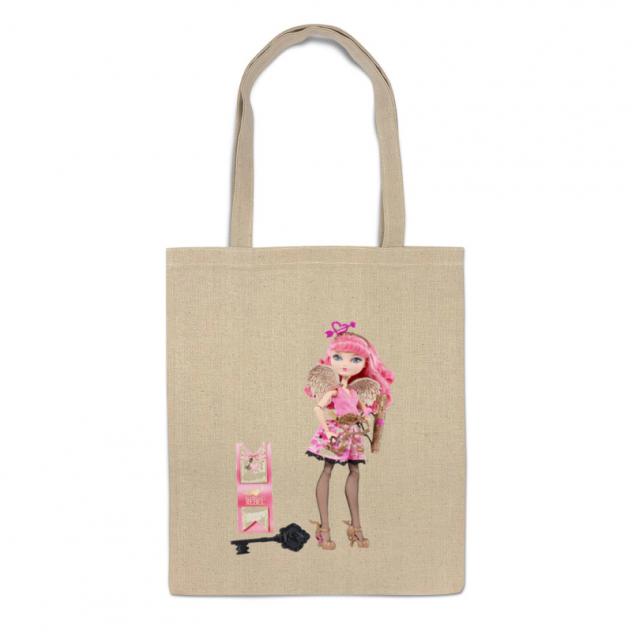 Сумка-шоппер Printio Самая любимая кукла всех девочек -барби .